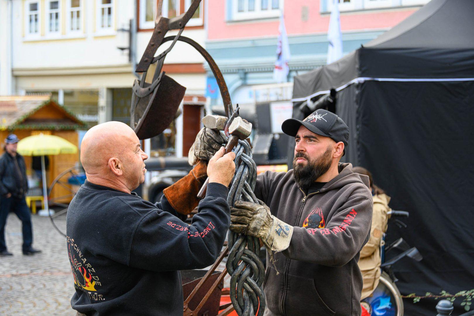Gotha glüht 2019