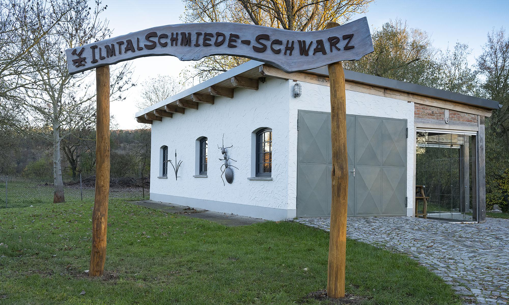 Ilmtalschmiede Schwarz